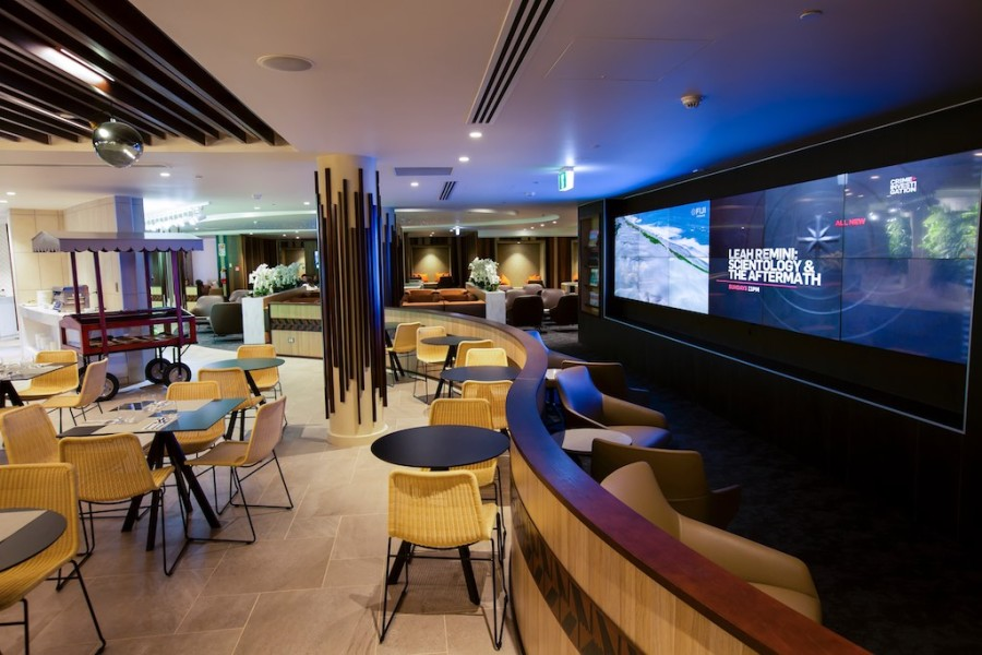 Fiji Airways Premier Lounge at Nadi International Airport 156