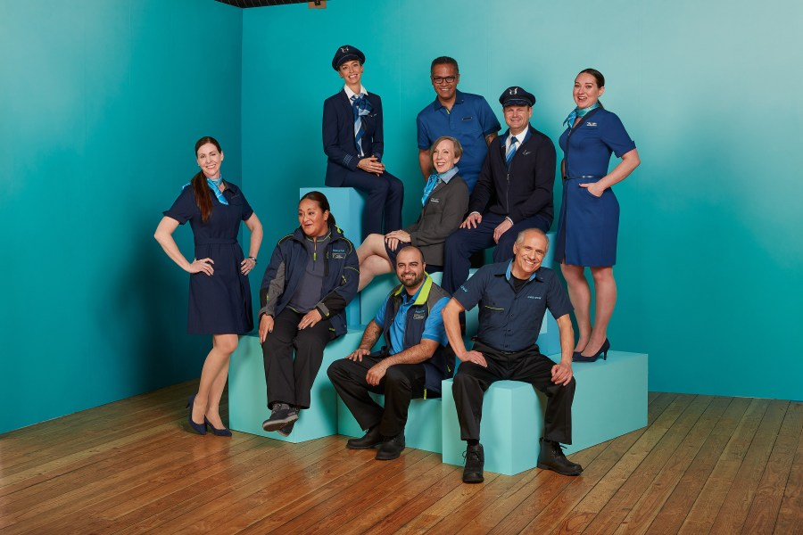 Alaska Airlines Mixed Role Group