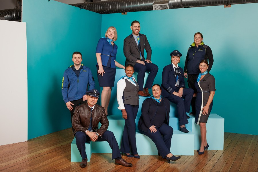 Alaska Airlines Mixed Role