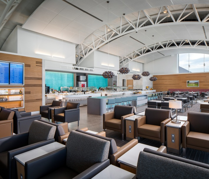 LAX Flagship Lounge 1