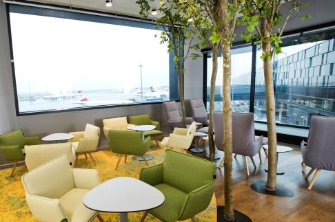 Austrian Airlines Senator Lounge, Wien 16.02.2018 Foto: Austrian Airlines/Michèle Pauty