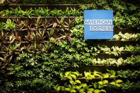 American Express Airport Lounge 10