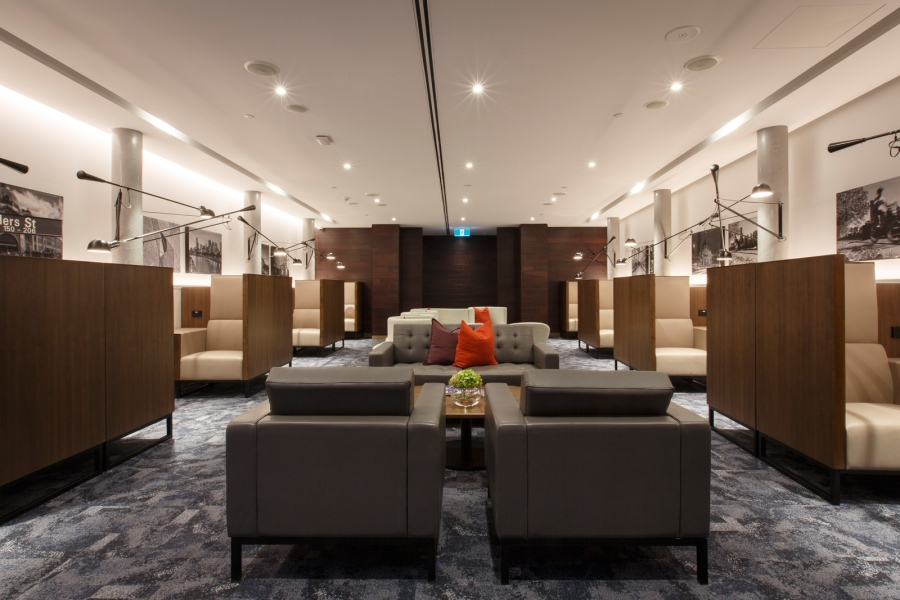 American Express Melbourne Airport Lounge 1