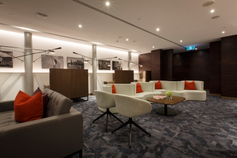 American Express Melbourne Airport Lounge 2
