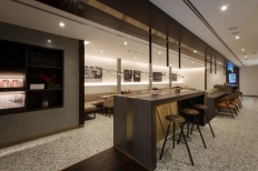 American Express Melbourne Airport Lounge 4