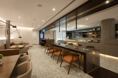 American Express Melbourne Airport Lounge 7