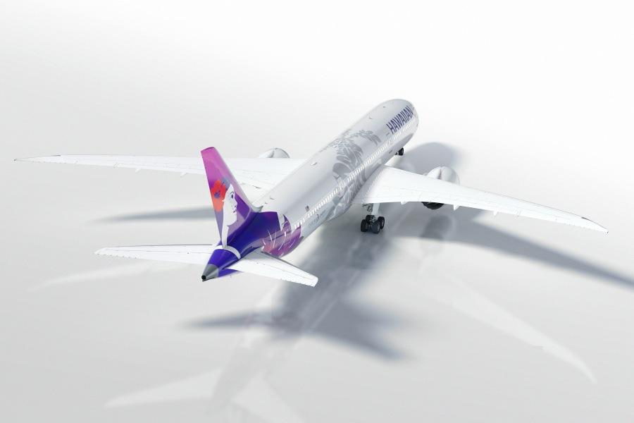 HA Dreamliner Profile Angle