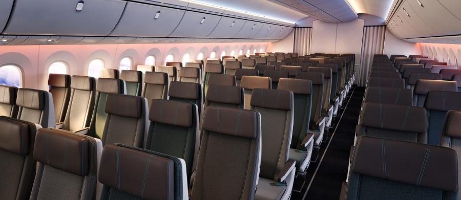 Economy seat 2
