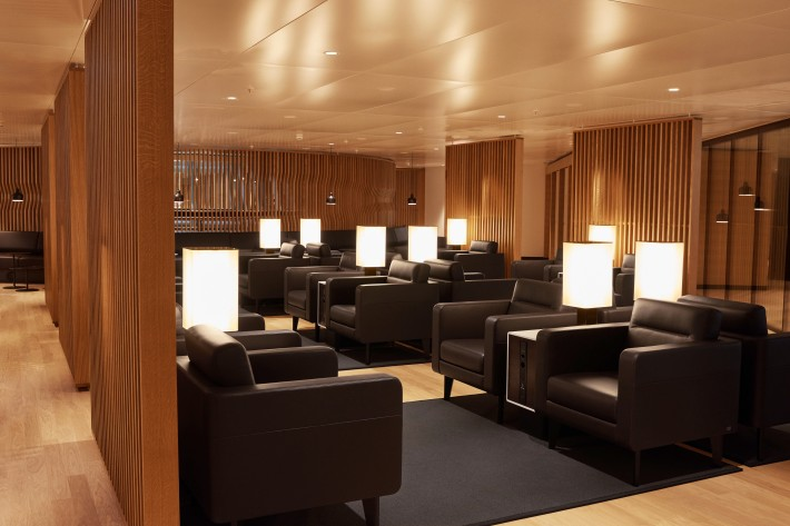 SWISS Business Lounge A