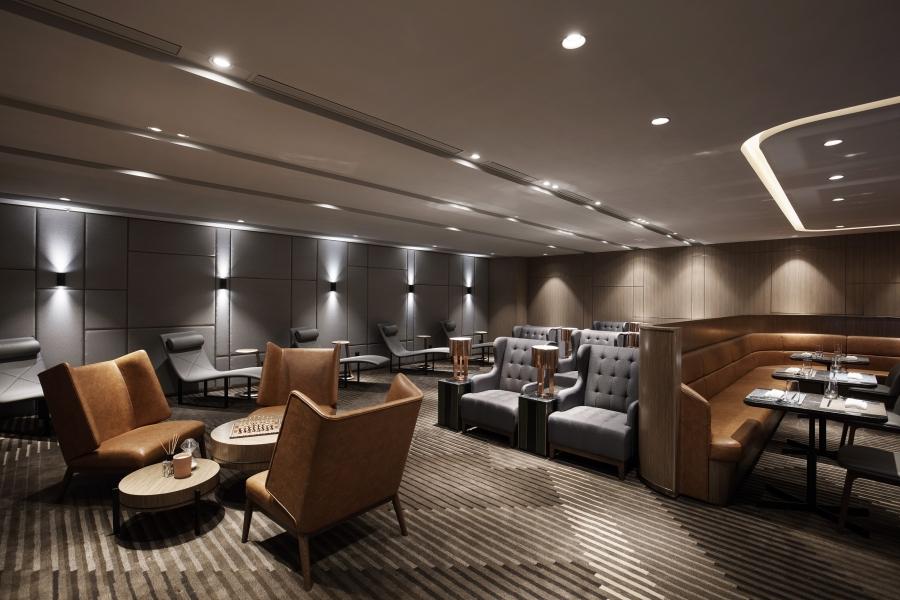 Plaza Premium First - Infinity Room