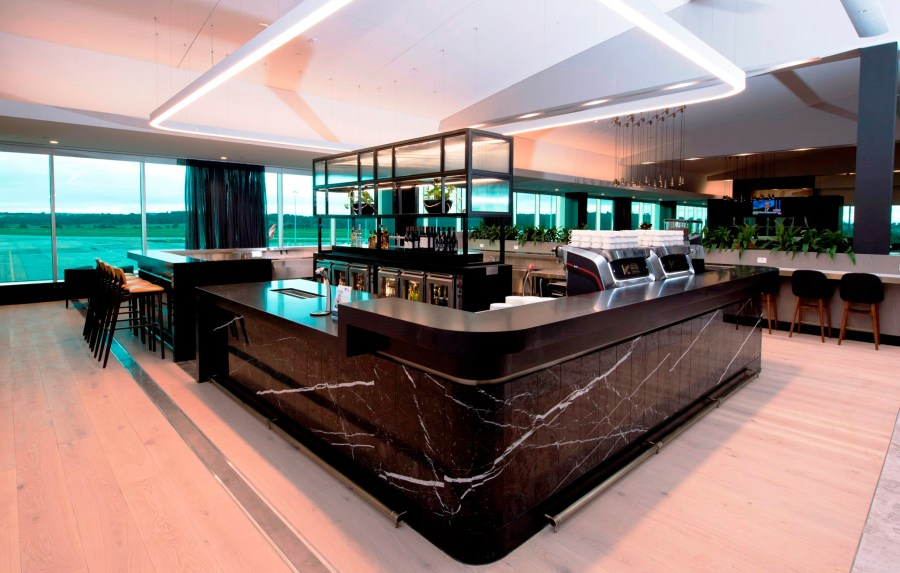 Melbourne Domestic Business Lounge - bar