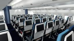 Economy A330_Ecran HD_Air France