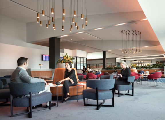 Business Lounge - seating 1