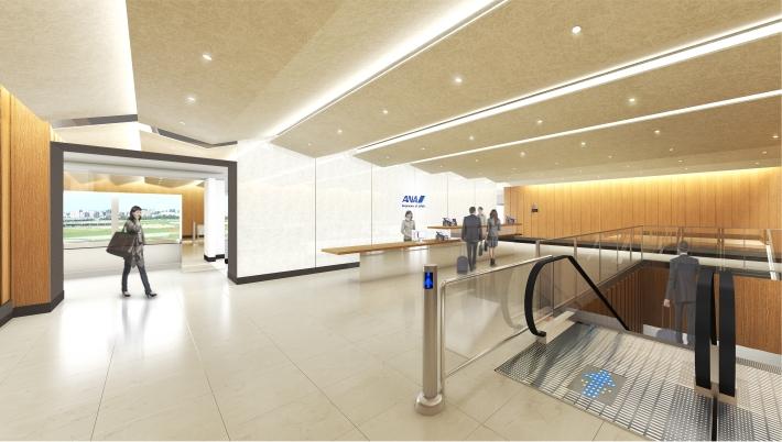 福岡空港_3F ENTRANCE