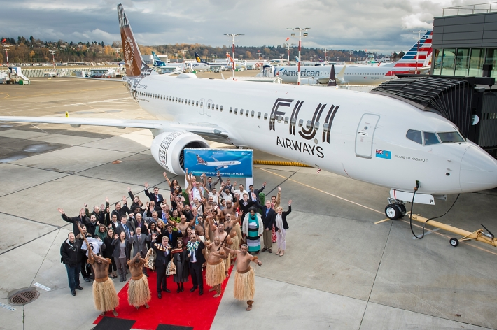 20181130_Fiji_Airways_1st_MAX_Delivery_Ribbon_Cutting_Ceremony