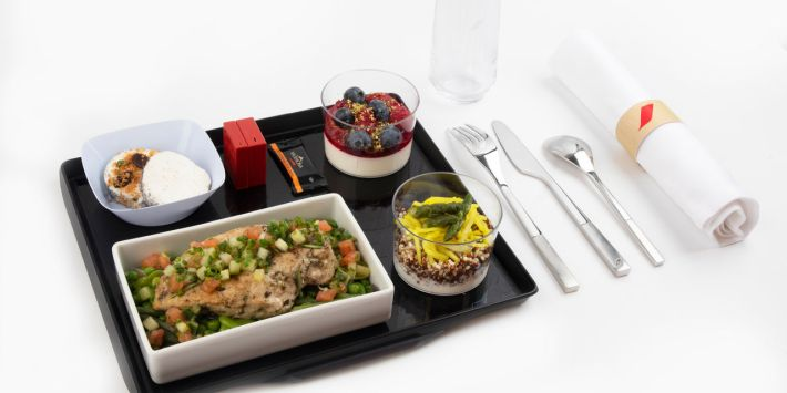 menu healthy air france 03