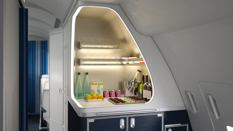 Business_Bar_AirFrance_A330