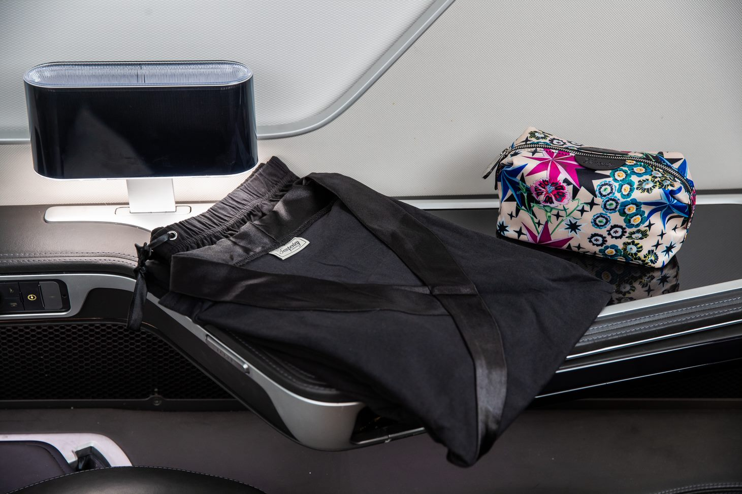 British Airways First Class Ladies Temperley London/elemis Amenity Kit Evident Effect Collectables