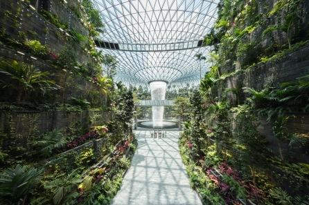HSBC Rain Vortex & Shiseido Forest Valley