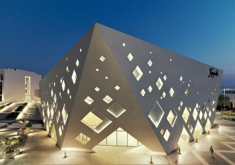 Kempinski-Hotel-Muscat_Ballroom-Exterior-Evening