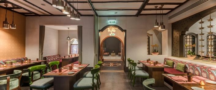 Kempinski Hotel Muscat_Bukhara 5