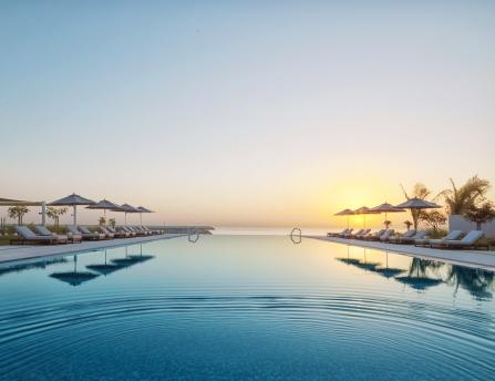 Kempinski Hotel Muscat_Main Pool 1073