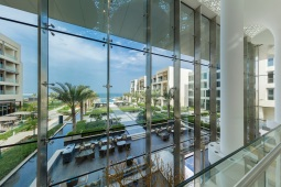 Kempinski Hotel, Muscat, Oman Architect - Woods Bagot