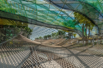 Manulife Sky Nets at Canopy Park