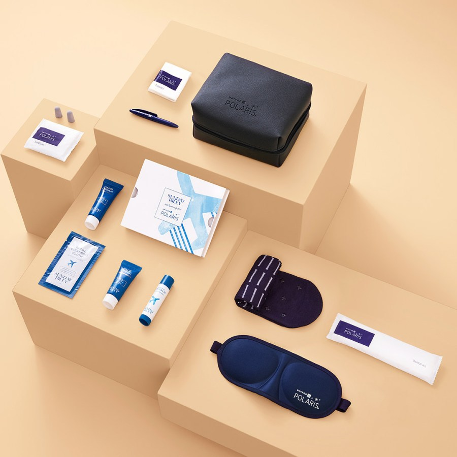 Polaris Amenity Kit