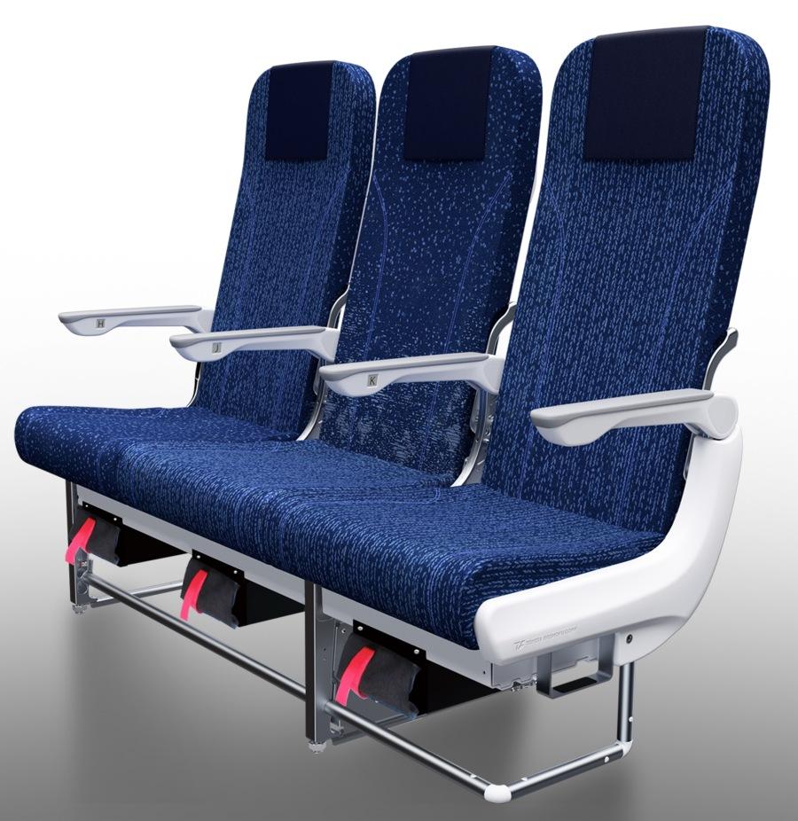 普通席シート2