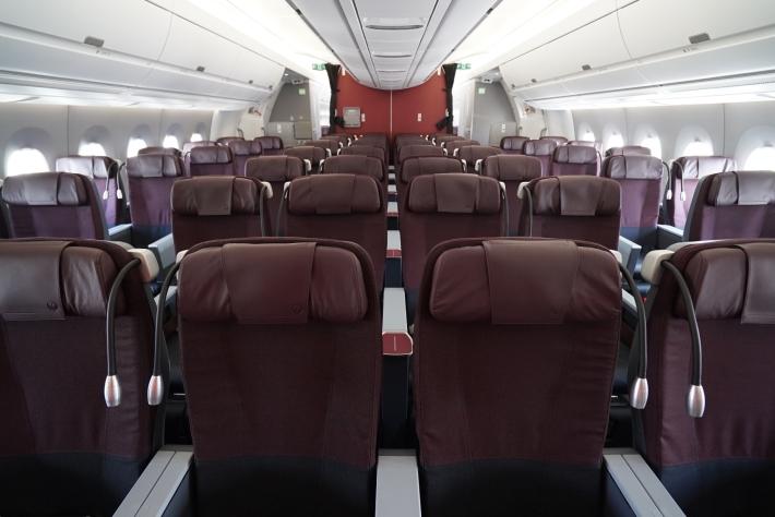Class J Cabin Image