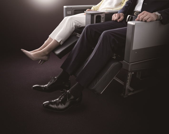 Class J Leg Rest Image