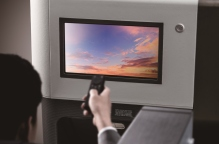 First Class IFE Image
