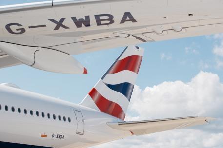 LONDON, UK: British Airways A350 at London Heathrow on 29 July 2019 (Picture by Nick Morrish/British Airways)