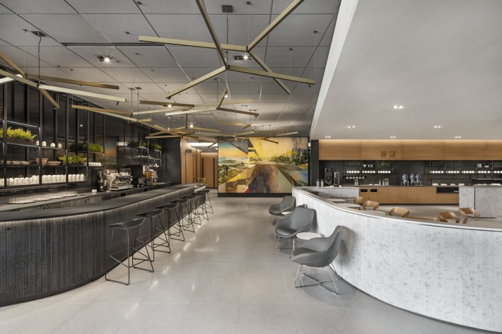 Air Canada-The Air Canada Caf- Opens at Toronto Pearson- Providi