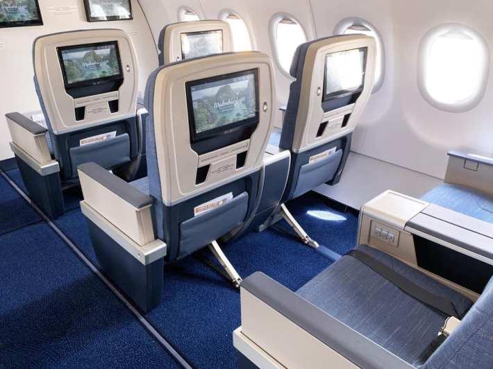 A321 SR Business Class 1