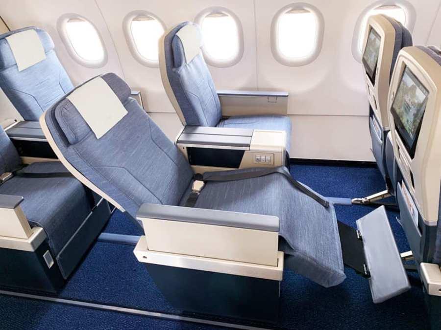 A321 SR Business Class 2
