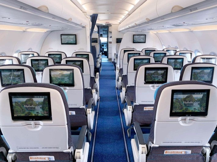 A321 SR Economy Class