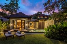 Conrad Pool Villa_Exterior