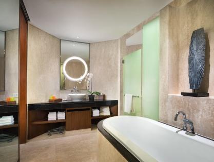 Deluxe Garden_bathroom