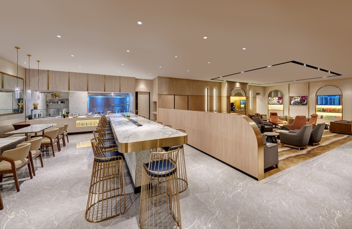 Plaza Premium Lounge - Domestic Arrivals, Mactan Cebu International Airport - Lounge and Dining