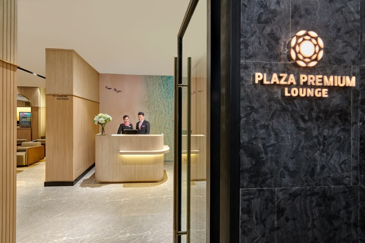 Plaza Premium Lounge - Domestic Arrivals, Mactan Cebu International Airport