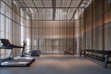 Aerotel Beijing - Fitness Corner