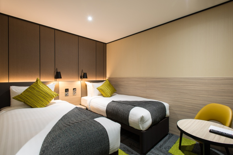 Aerotel London Heathrow - guestroom (2)