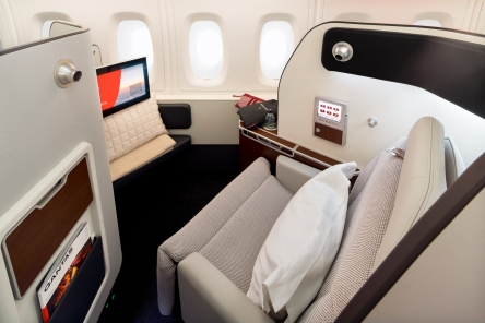Qantas A380 First 1