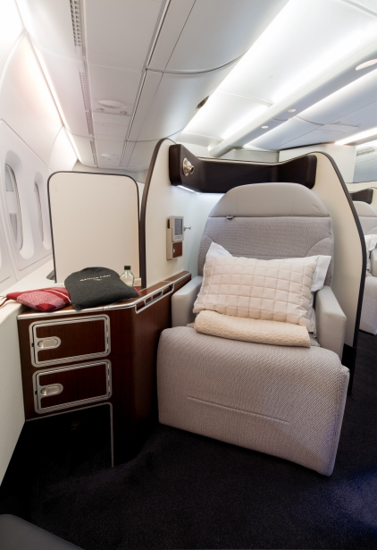 Qantas A380 First 2