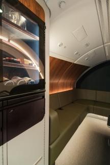 Qantas A380 onboard lounge 3