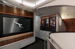 Qantas A380 onboard lounge 5