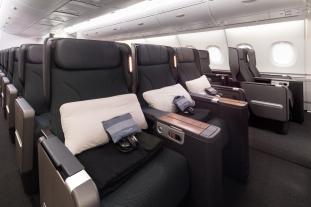 Qantas A380 Premium Economy 1
