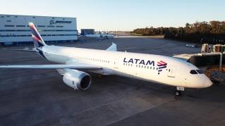 Boeing 787-9 de LATAM, Dreamliner numero 25